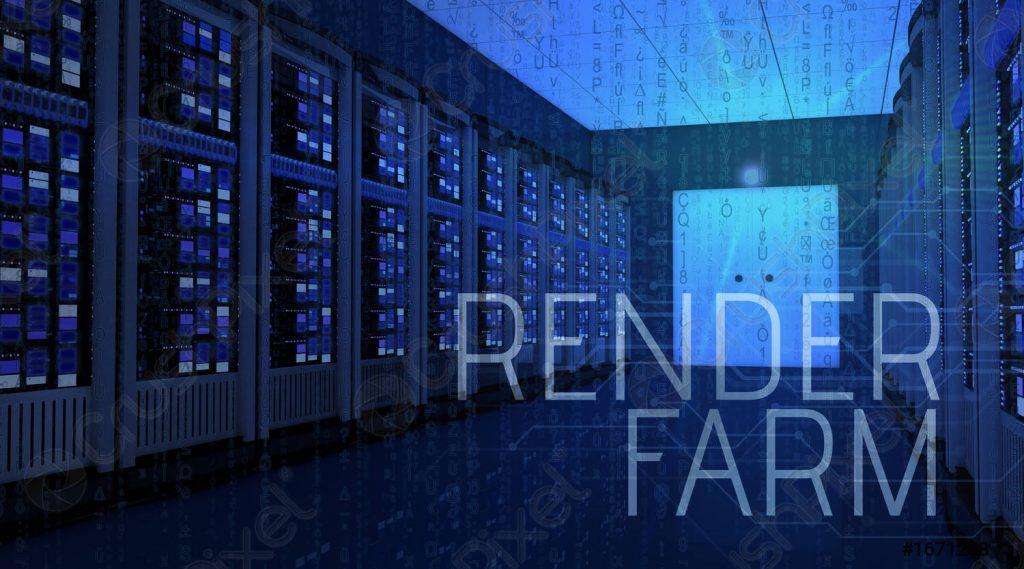 Cloud Rendering Services