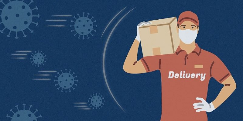 How to save more money by using online courier services?
